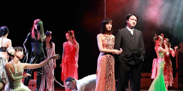 新ジャンルの舞台作品に出演する俳優・ダンサー、モデルを募集!