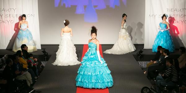 美toBE主催 ファッションショー出演モデル募集
