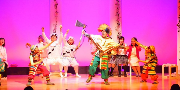 【プロの舞台に出演】演劇初心者歓迎(5歳~80歳迄)市民参加型劇団(神戸/大阪)座・市民劇場オーディション