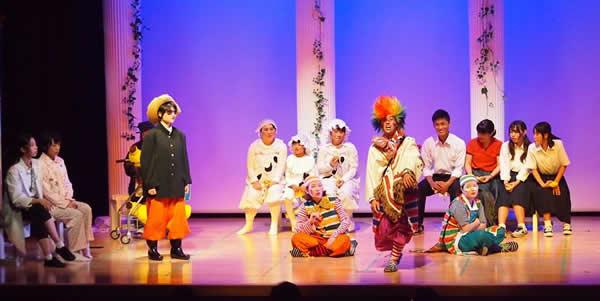 【大阪神戸で募集】プロの舞台に出演するチャンス 演劇初心者歓迎 期間限定劇団 座・市民劇場出演者募集