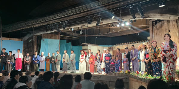 香川県小豆島公演「小さな島の日の出食堂」メイン出演者募集