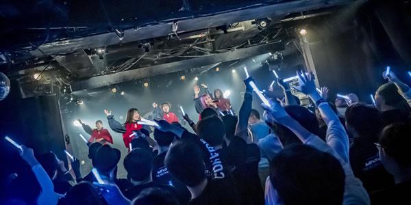 """ロックアイドル""""AdFicTioN""""新メンバーオーディション"""