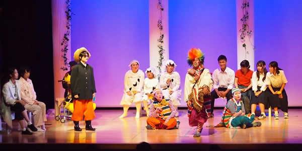演劇初心者歓迎(大阪/神戸)期間限定劇団 プロの舞台に出演 座・市民劇場 夏期メンバーオーディション