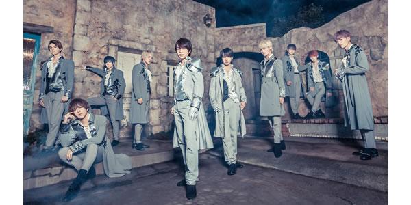 ダンスボーカルグループ「SUPER FANTASY」弟グループメンバーオーディション