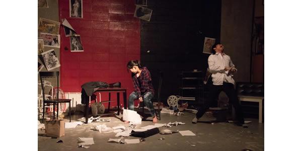 7月舞台「堕天使とボノボ」主演募集