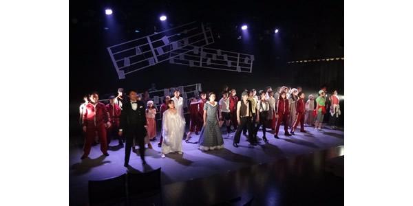 ブイラボミュージカルVol.7 「カシオペア座の愛人」出演者募集