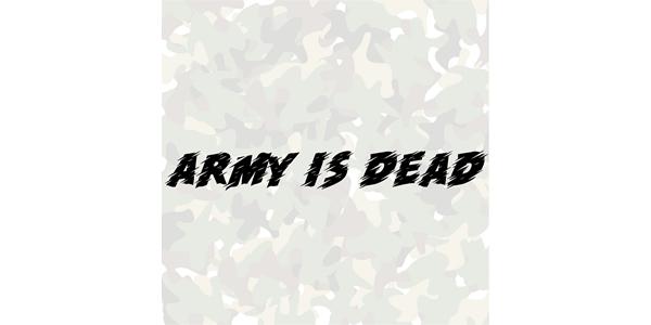army is deadメンバーオーディション