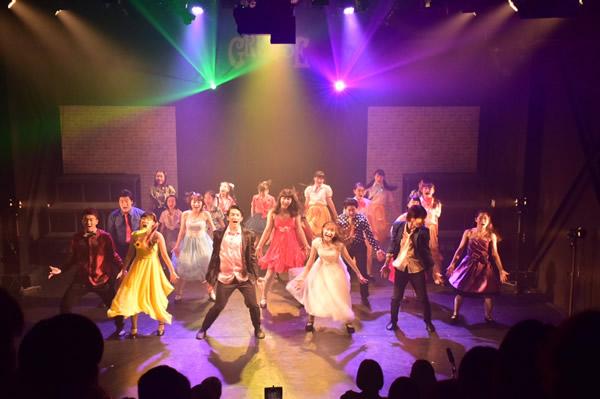 2021ミュージカル「GREASE」出演者オーディション